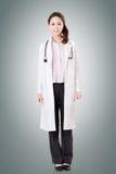 Asian doctor woman Stock Photos