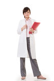 Asian doctor woman Stock Images