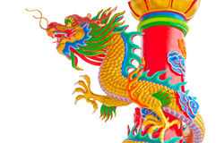 Asian dragon Royalty Free Stock Image