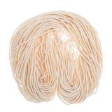 Asian dried ramen noodles Stock Images