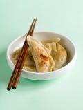 Asian dumpling Royalty Free Stock Image