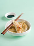 Asian dumpling Royalty Free Stock Photos
