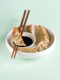 Asian dumpling Stock Photography