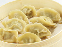 Asian Dumplings Stock Images
