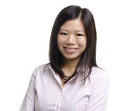 Asian Education / Business Woman Stock Image