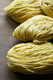 Asian Egg Noodles royalty free stock photography