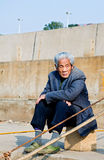 Asian Elderly Stock Photography