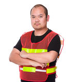 Asian Engineer portait Royalty Free Stock Image