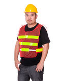 Asian Engineer portrait Royalty Free Stock Photo