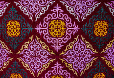 Asian ethnic pattern Royalty Free Stock Photos