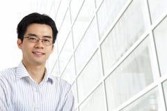 Asian executive Stock Images