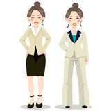 Asian Executive Woman Stock Images