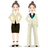 Asian Executive Woman Stock Images