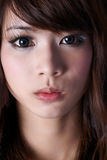 Asian face Royalty Free Stock Photos