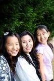 Asian Family Stock Photography