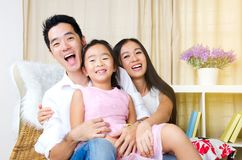 Free Asian Family Royalty Free Stock Image - 94219426