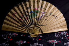 Asian fan Stock Photography
