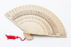 Asian Fan Royalty Free Stock Photo