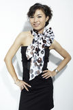 Asian fashion female Royalty Free Stock Images