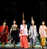 Asian fashion festival Stock Photos