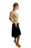 Asian Fashion Model Stock Photography