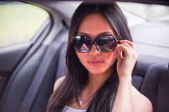 Asian female 3 Royalty Free Stock Photos