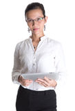 Asian Female Professional With Glasses III Stock Image