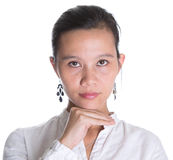 Asian Female Professional IX Royalty Free Stock Image