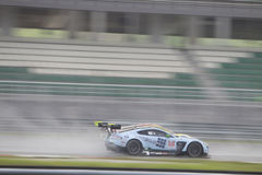 Asian Festival of Speed, GT Asia main race, Sepang Malaysia royalty free stock images