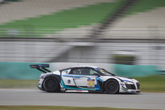 Asian Festival of Speed, GT Asia main race, Sepang Malaysia Royalty Free Stock Photos