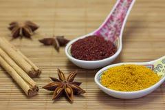 Asian flavour. Stock Photo