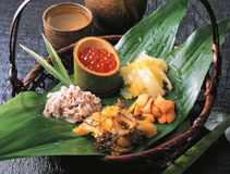 Asian food Stock Images