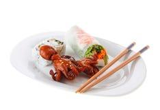 Asian food Stock Image
