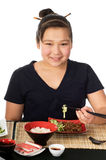 Asian food. Stock Images