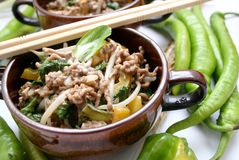 Asian food Royalty Free Stock Photography