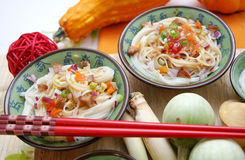 Asian food Stock Photos