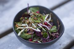 Asian, Food, Bowl stock photo