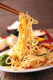 Asian food Royalty Free Stock Images