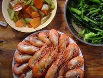 Asian food Royalty Free Stock Photo