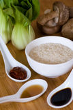 Asian food ingredients Royalty Free Stock Photo