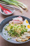 Asian food japanese ramen noodle Royalty Free Stock Image