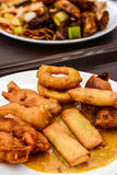 Asian food Stock Photography