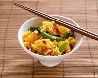 Asian food Royalty Free Stock Photos
