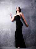 Asian Formal Glamour Stock Image