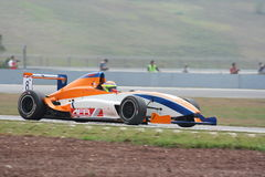Asian Formula Renault Royalty Free Stock Photo