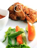 Asian fried chicken Royalty Free Stock Images