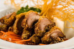 Asian Fried Duck Royalty Free Stock Image