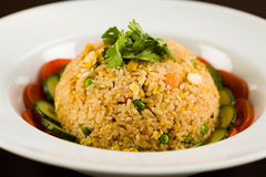 Asian Fried Rice Royalty Free Stock Photos