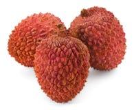 Asian fruit lichi Stock Image