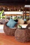 Asian furniture Royalty Free Stock Photo